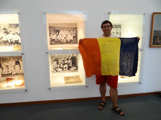 10. Muzeul fotbalului - Montevideo