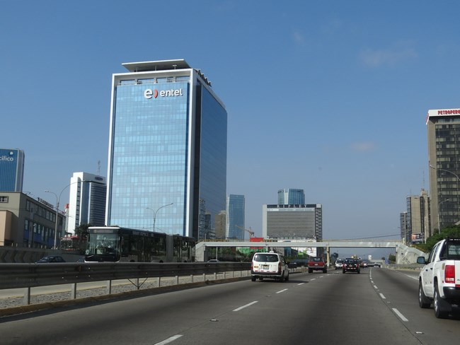 11. Autostrada urbana