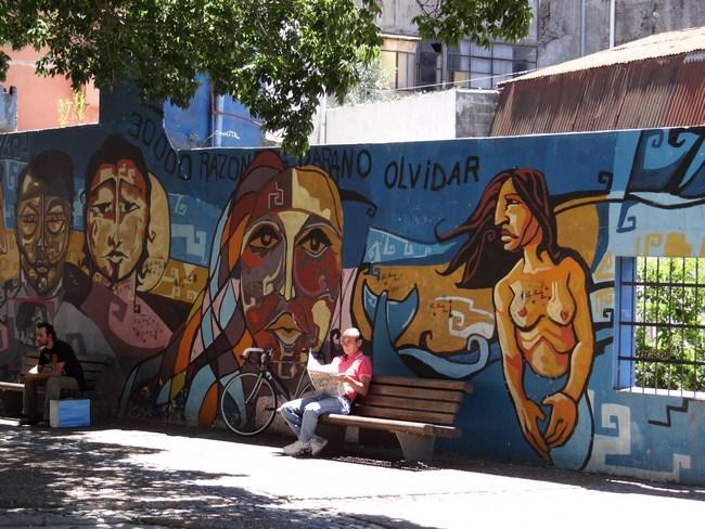 13. Graffiti Buenos Aires