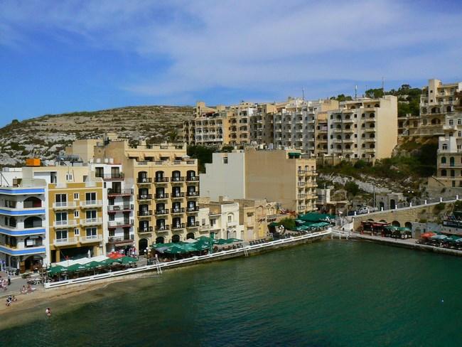 13. Xlendi, Malta