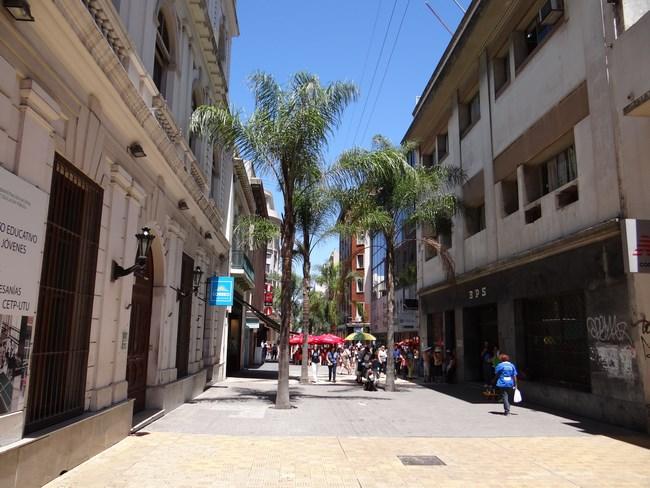14. Centrul vechi Montevideo