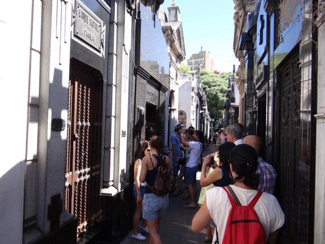 18. Capela lui Evita Peron