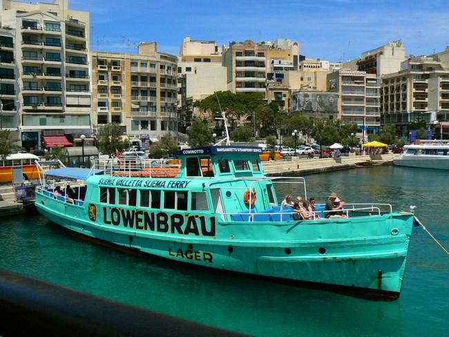 18. Ferry Malta