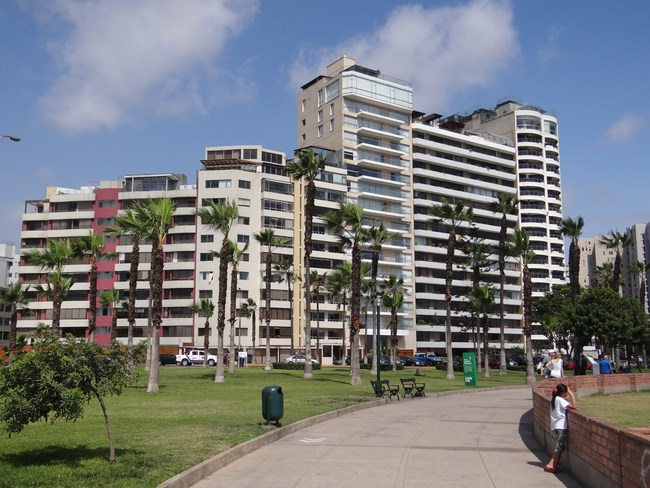 18. Miraflores, Lima
