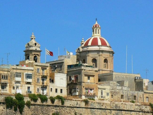 19. La Valletta, Malta