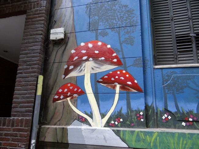 20. Graffitti
