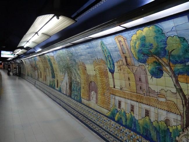 21. Metro Buenos Aires