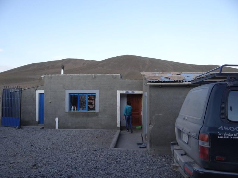 01. Villa del Mar, Bolivia guest house