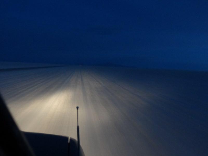 02. Cu masina pe Salar de Uyuni