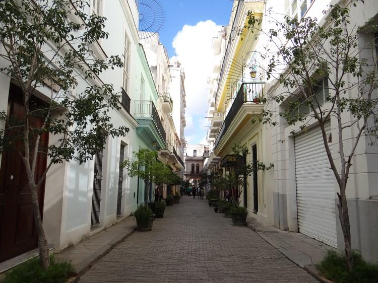 02. Pe strazile din Havana veche