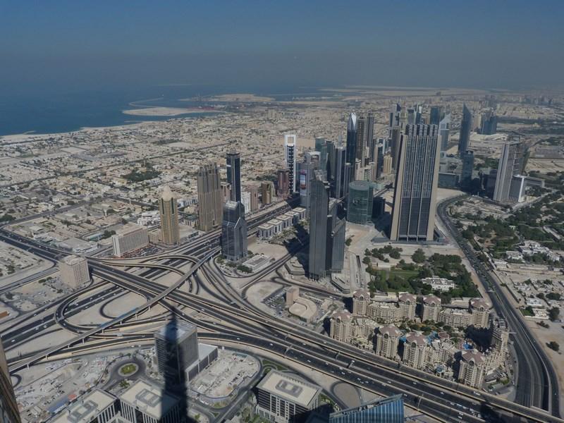 04. Panorama Burj Khalifa Dubai (Copy)