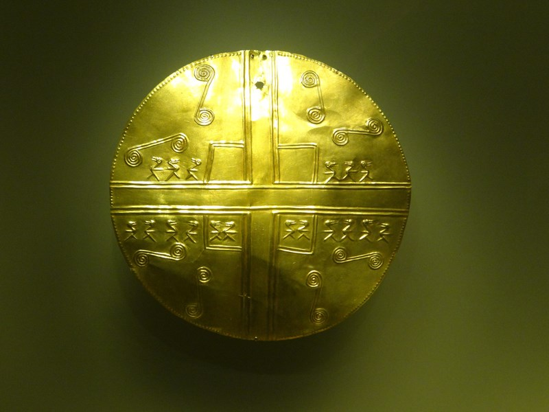 05. Muzeul Aurului - Bogota, Columbia