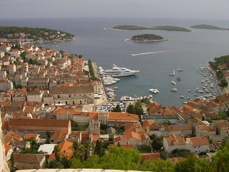 07. Panorama Hvar