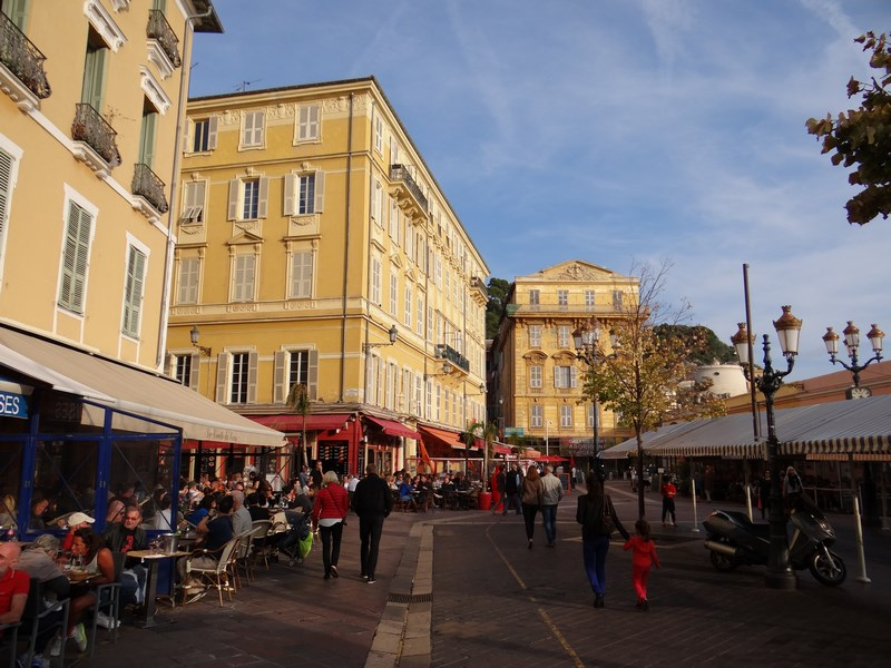 08. Nice - orasul vechi