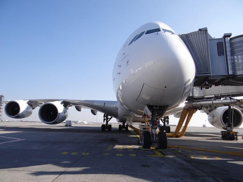 10. Airbus 380