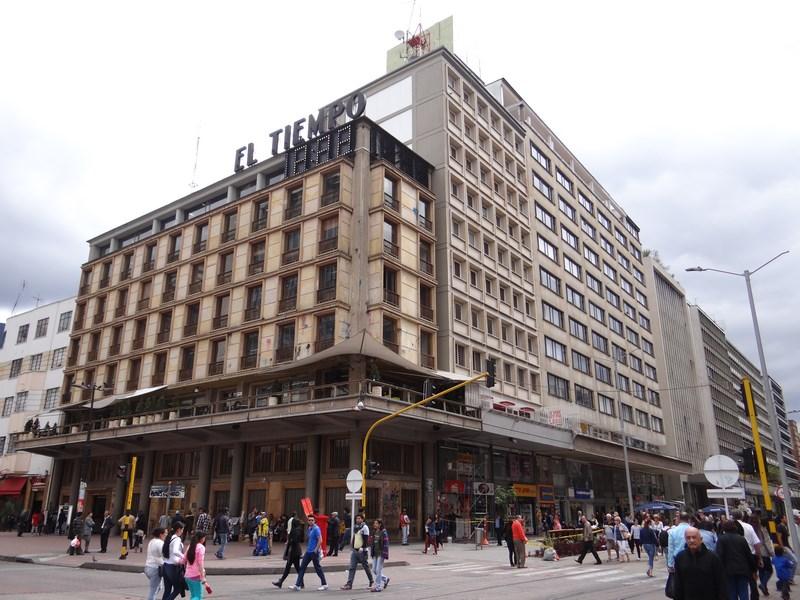 10. Bogota
