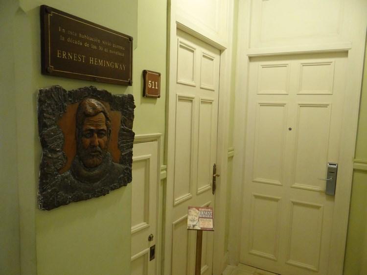 10. Camera lui Hemingway