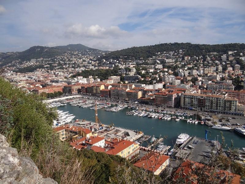 10. Portul de yahturi - Nice