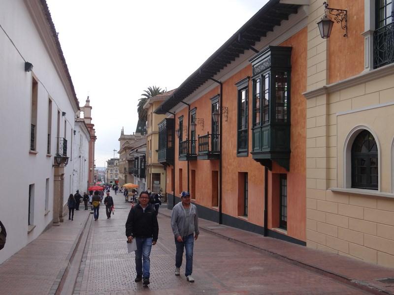 15. Centru istoric - Bogota