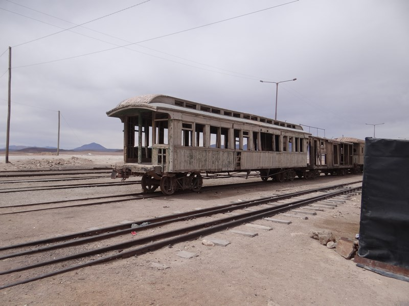 17. Cimitir de trenuri