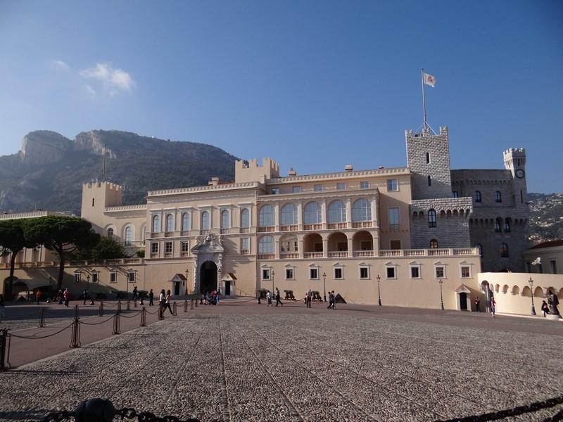 17. Palat princiar - Monaco