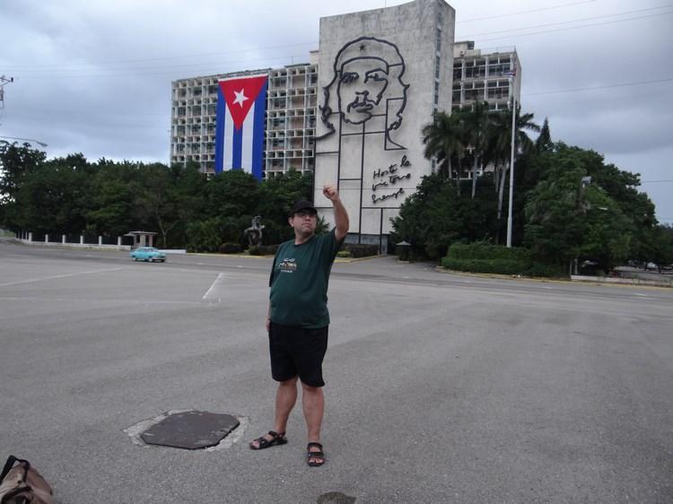 20. Plaza de la Revolucion
