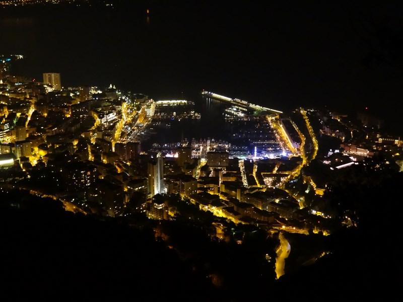 21. Monaco by night