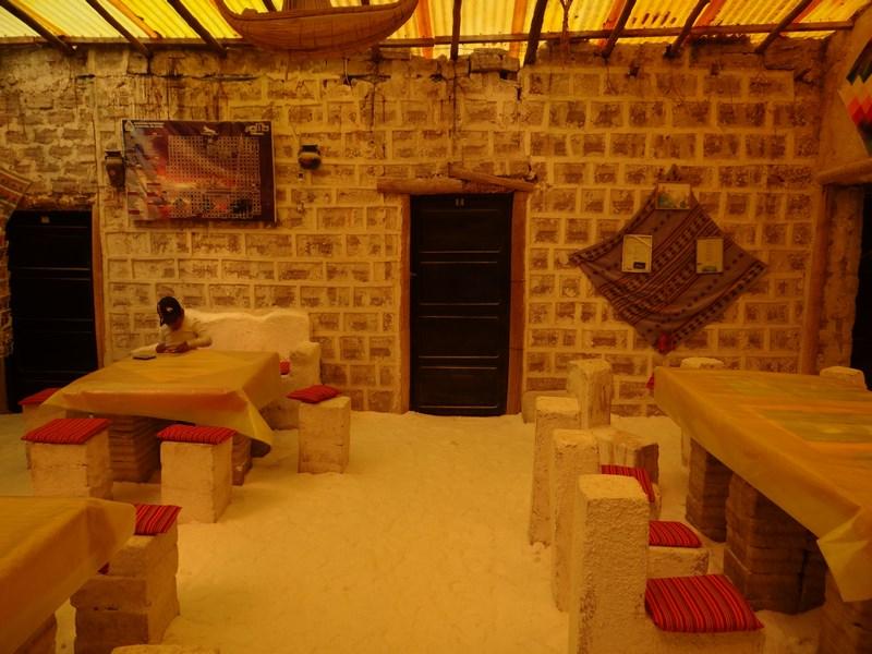 23. Salt Hotel - Salar de Uyuni