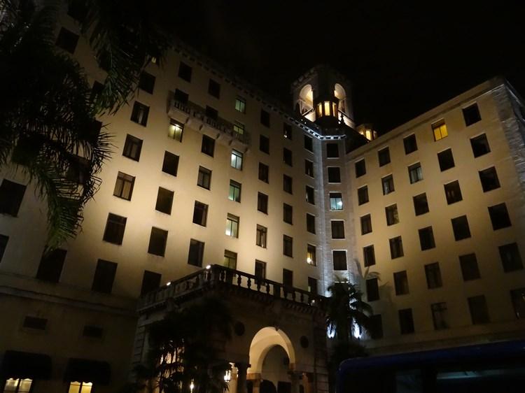 25. Hotel Nacional Havana
