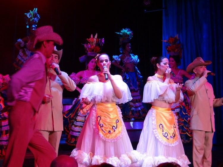 28. Cabaret Parisienne - Cuba