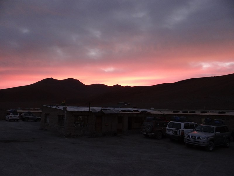 32. Apus de soare in Bolivia