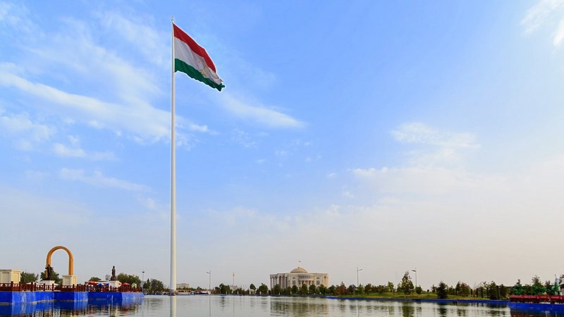 01. Tajikistan (Biggest Flagpole, Dushanbe) (Copy)