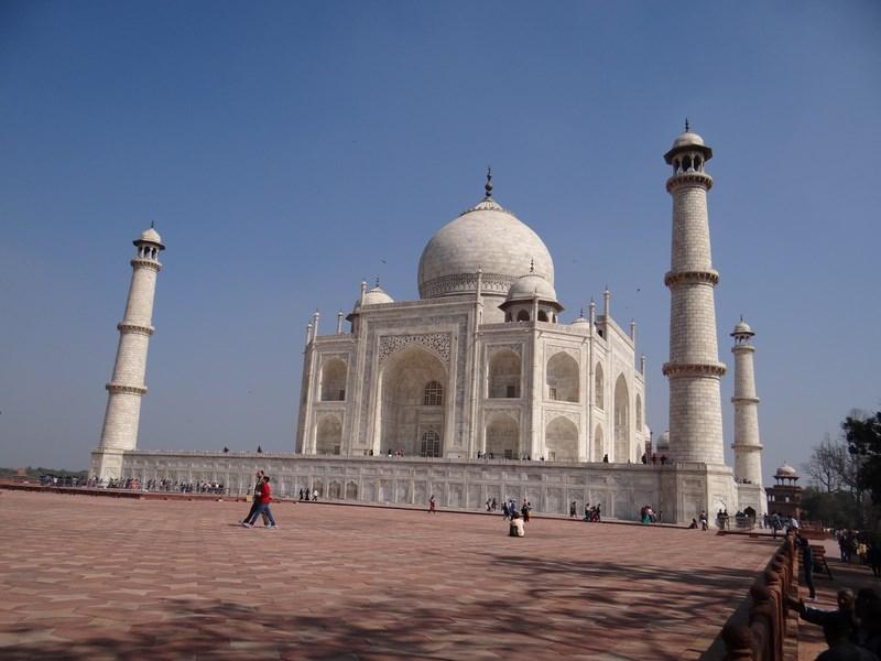 02. Taj Mahal India