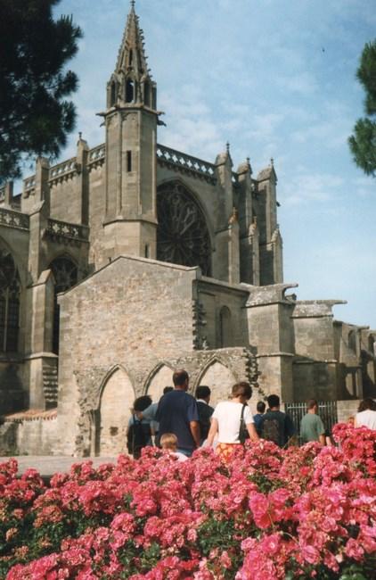 03. Catedrala din Carcasonne