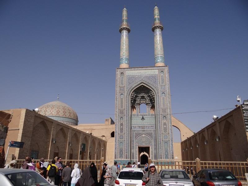 03. Moschee Yazd, Iran