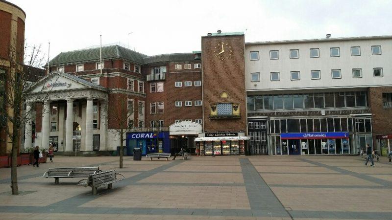 05. Centru comercial - Coventry