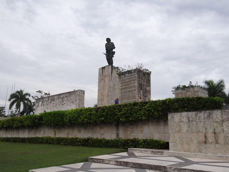 06. Statuia lui Che Guevara