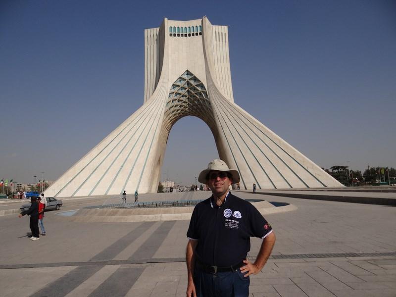 09. Azadi Tower, Teheran, Iran