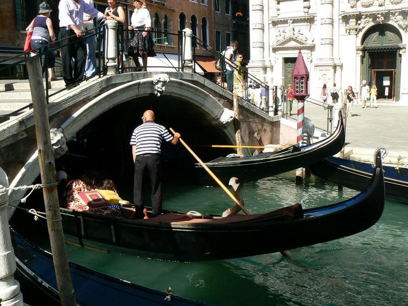 15. Gondola Venetia