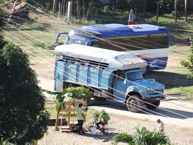 33. Transport in comun in Cuba