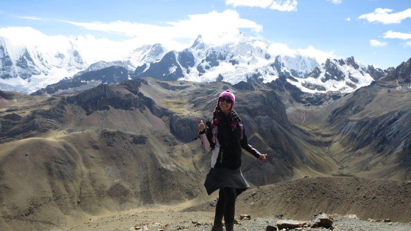 Trekking in Huayhuash - Peru