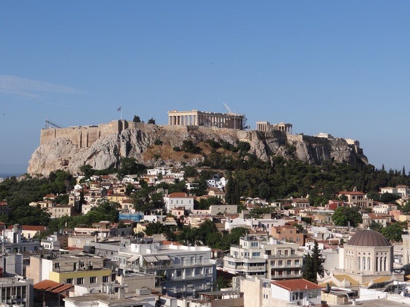 01. Acropole - Atena