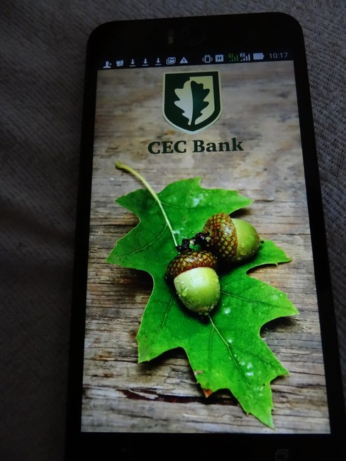 01. Aplicatie mobila CEC