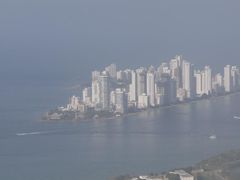 01. Aterizare la Cartagena