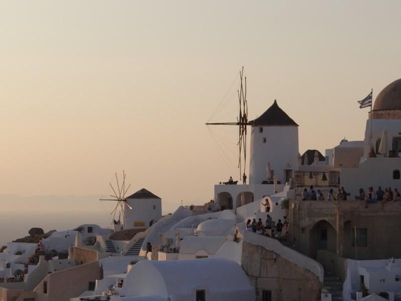 03. Apus de soare in Santorini