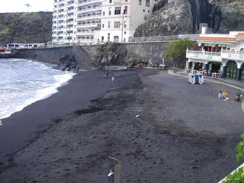 04. Plaja neagra - Tenerife