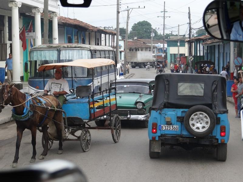 05. Transport public Cuba