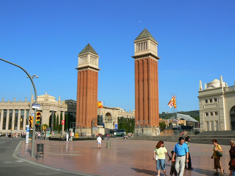 08. Placa Espanya - Barcelona