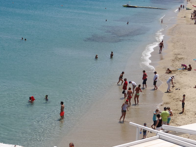 08. Plaja Mykonos