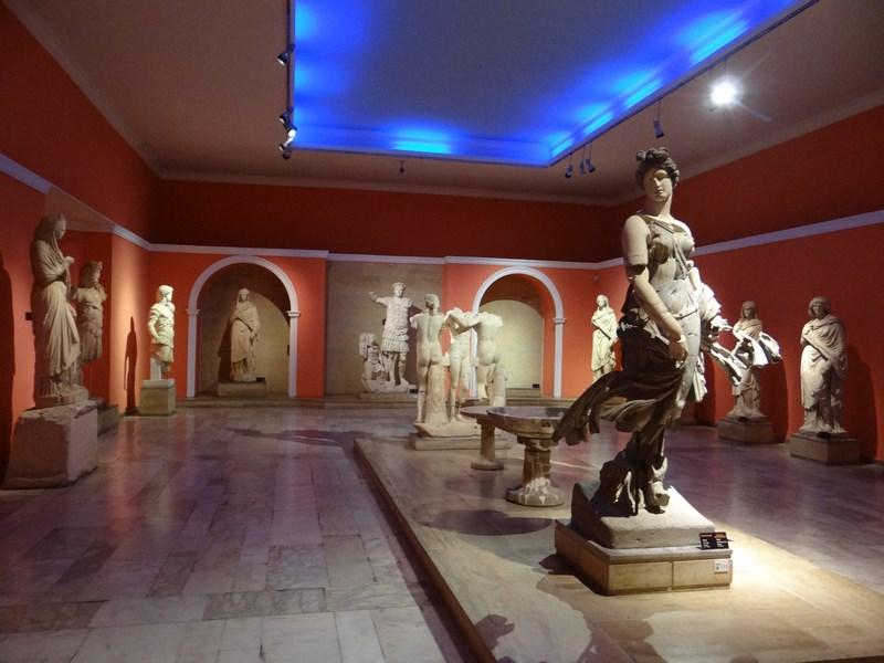 09. Muzeul Arheologie - Antalya